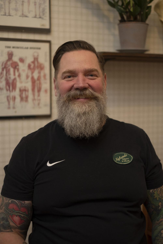Nylunds Idrott & Hälsa | Johan Nylund