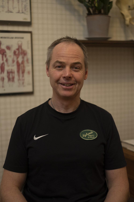 Nylunds Idrott & Hälsa | Björn Johansson